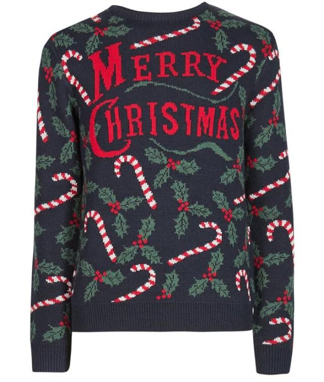 Een foute kersttrui voor hem. Alles over een foute kersttrui voor de heren. Een rendier, sneeuwman of kerstballen. Vier kerst met een leuke kersttrui.