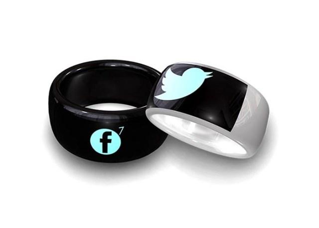 Wearable tech: de SmartRing. Appen met je smartring van Mota. Lees hier alles over wearable tech en nu dan de SmartRing voor Facebook en Twitter. Lees hier.