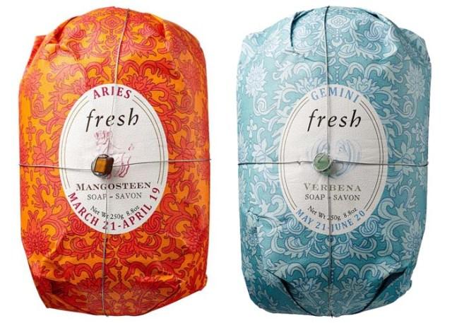 Musthave: sterrenbeeld zeepjes van Fresh te koop bij Sephora. Alles over de sterrenbeeld zeepjes van het merk Fresh. Maagd, Leeuw, Vissen en meer.