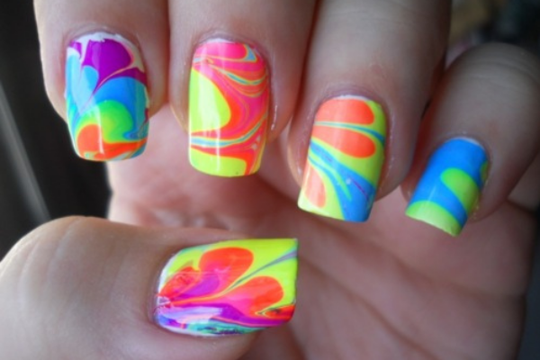Funky Party Y Nail Art Guide