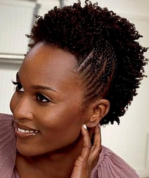 Hairstyles For Black Women Fashion Ki Batain
