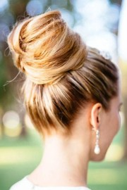 top 5 ways make messy buns