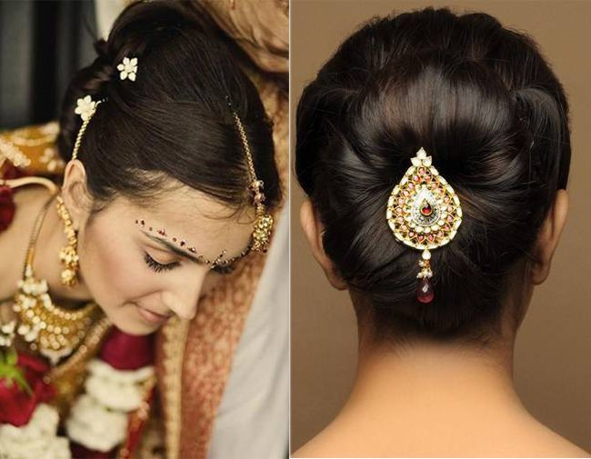 5 Indian Bridal Updos With Timeless Appeal