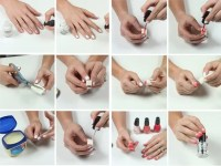 Ombre Nail Art Design - Do It Yourself Now!