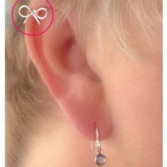 Cartilage Piercing Diagram Ice Hockey Getting A Know This First Helix Ear