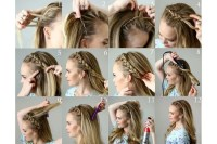How To Make French Braid Hair Band | Howsto.Co