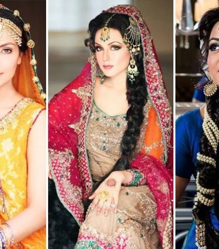 60 traditional indian bridal hairstyles for your wedding