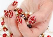 wedding nail design 10 cute styles
