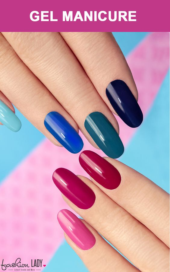 Gel Manicure: What's All The Hype About?