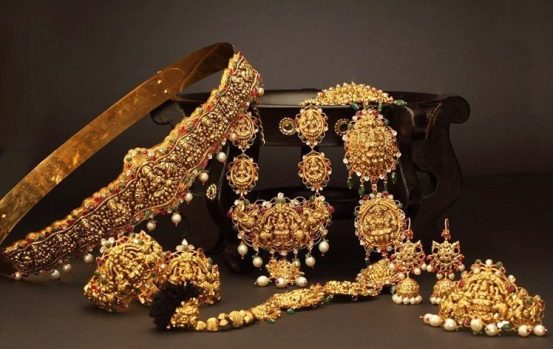 Traditional Temple Jewelry - Bharatnatyam - #DanceKaPunchnama