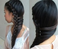 Black Hair Braid Hairstyles - Look Like An Ethereal Princess