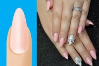 10 Long Acrylic Nails Designs To Flaunt