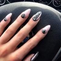 Round Pointy Nails Designs | www.pixshark.com - Images ...