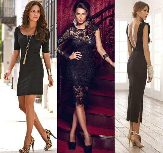 Accessories For Black Dress