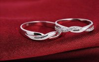 15 Unique Promise Rings Ideas For Couples  Designs That ...