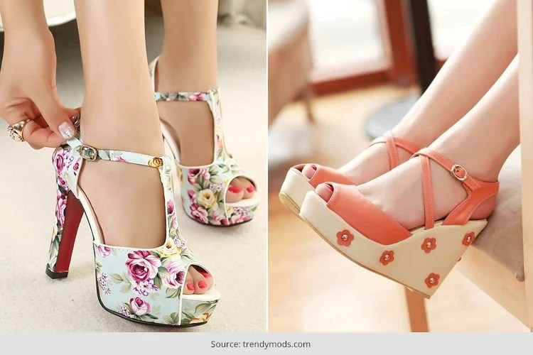 Photo of 10 Types Of Shoes For Women – Pumps, Boots, Platforms, Wedges