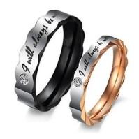 15 Unique Promise Rings Ideas For Couples  Designs That ...