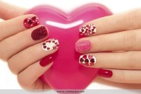 33 Valentine's Day Nail Art Designs: Season Of Love Just