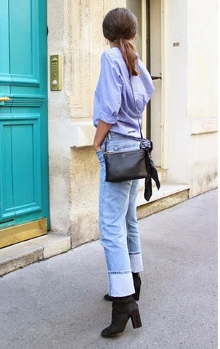 How To Wear Boyfriend Jeans For Women In 22 Different Ways