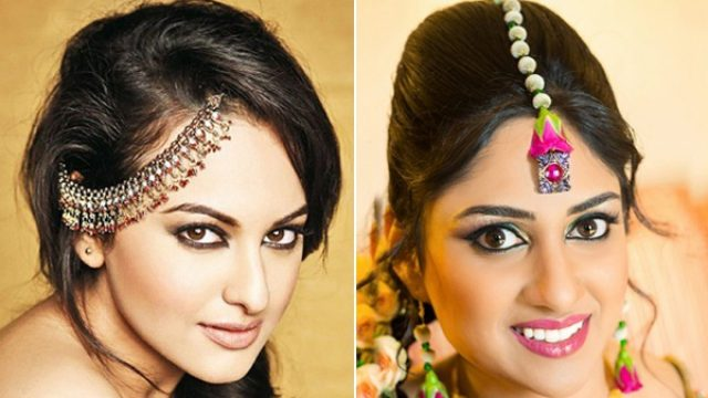 20 chic indian bridal hair accessories to die for!