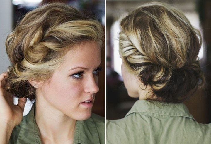 A Tutorial On How To Create Bohemian Wave Hairstyles For The