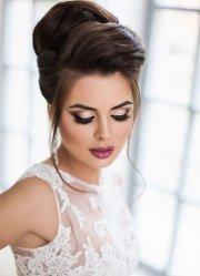 summer wedding makeup bridesmaids