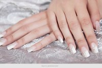 16 White Tip Nail Designs: Different French Manicure