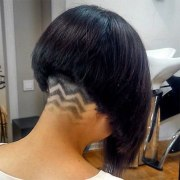 heard women's hair tattoo