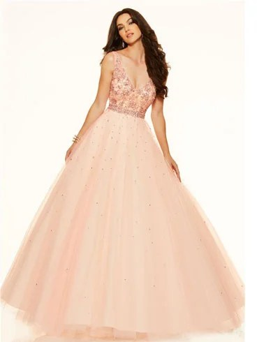 10 Chic Pink Champagne Dresses We Must Own To Create Stunning Fashion Statements This Fall