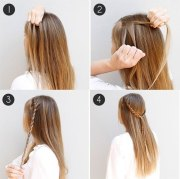 lazy girl hairstyles