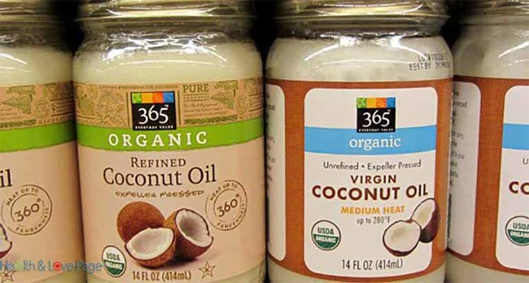 Refined vs Unrefined Coconut Oil - Know Benefits For Skin & Hair