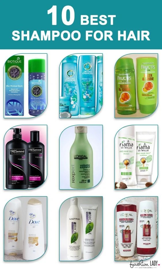 Top 12 Shampoo For Hair In India At Reasonable Prices for 2019
