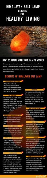 Salt Lamps Health Benefits
