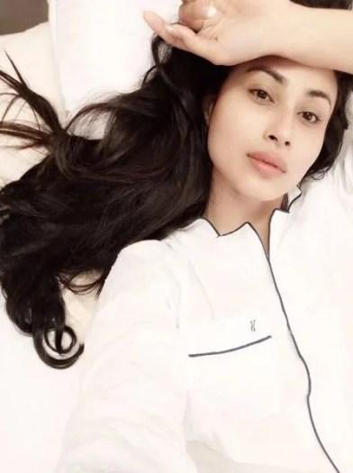 Mouni Roy Without makeup