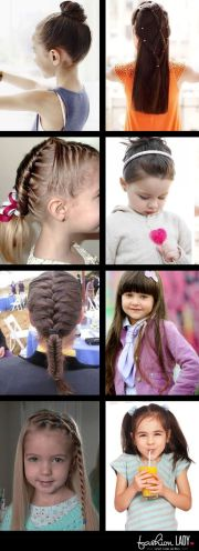 8 super easy hairstyles girls