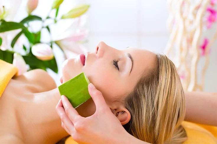 Patanjali Aloe Vera Gel for Skin