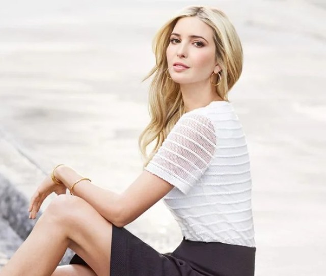 Ivanka Trump Age Wedding Children Education And Biography