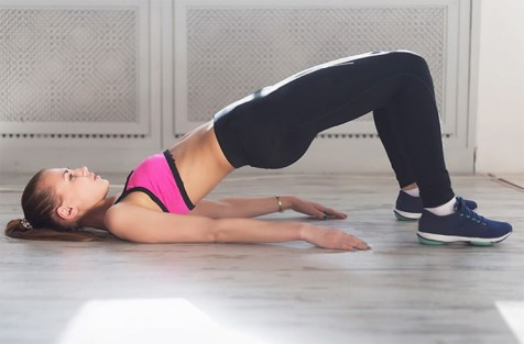 Isometric Exercise for women