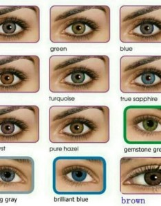 Eye color determination chart also all about the human rh fashionlady