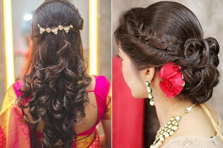 Top 19 Simple And Sleek Indian Hairstyles For Curly Hair