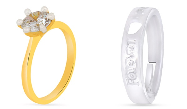 Proposal Day Rings