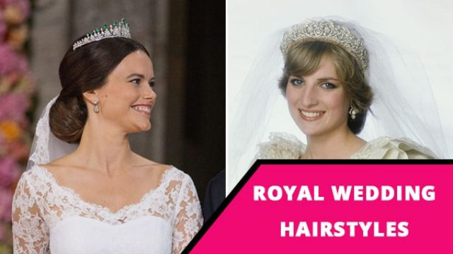 best royal wedding hairstyles of all times