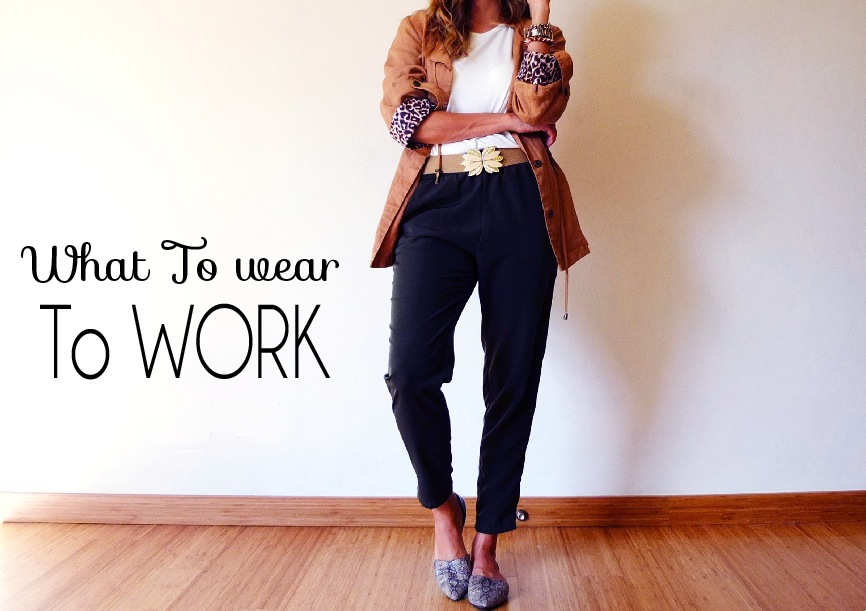 The Office Look – Ideas para la oficina