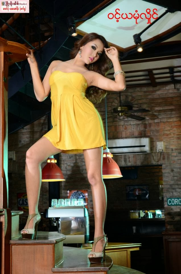 Wint Yamone Hlaing Myanmar Model Photos Videos Fashion