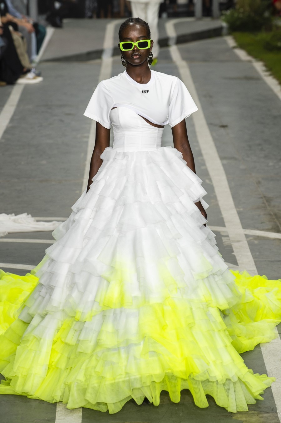 OffWhite SpringSummer 2019  Paris Fashion Week