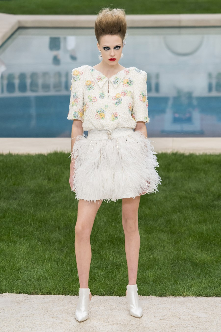 Chanel Haute Couture Spring/Summer 2019 - fashionotography
