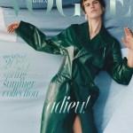 Saskia De Brauw Covers Vogue Korea December 2019 By Peter Ash Lee Fashionotography