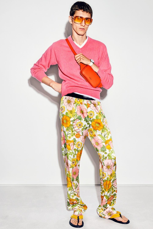 Tom Ford Men's - Spring/Summer 2021 - New York Fashion ...