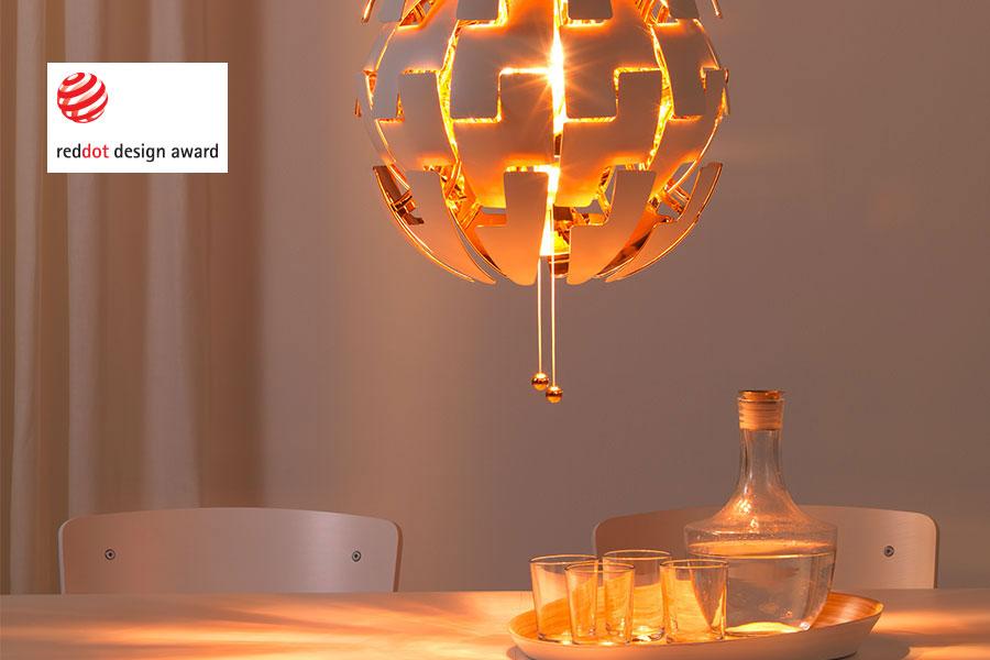 Design Geschenkidee IKEA PS 2014 Hngeleuchte