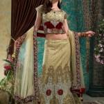 Traditional & Amazing Bridal -03 Pakistani Wedding Dresses 2014 For Bridal Pakistani Wedding Dresses 2014 For Bridal Traditional Amazing Bridal Wedding Lehengas Collection 03